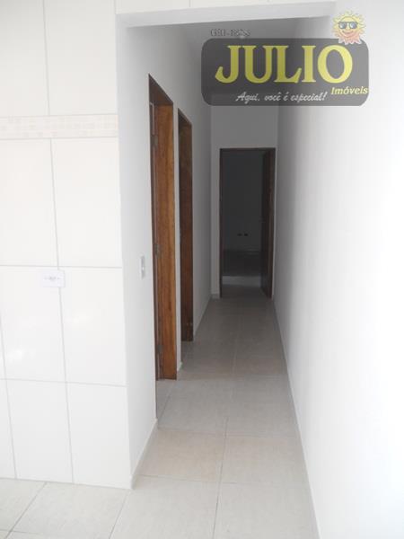 Julio Imóveis - Casa 2 Dorm, Nova Itanhaém - Foto 5