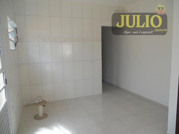 Julio Imóveis - Casa 2 Dorm, Nova Itanhaém - Foto 9