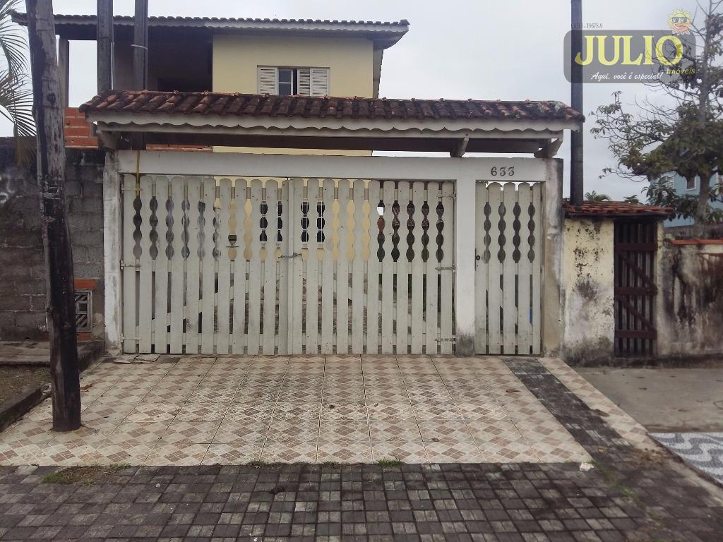 Casa 2 Dorm, Agenor de Campos, Mongaguá (SO0622)