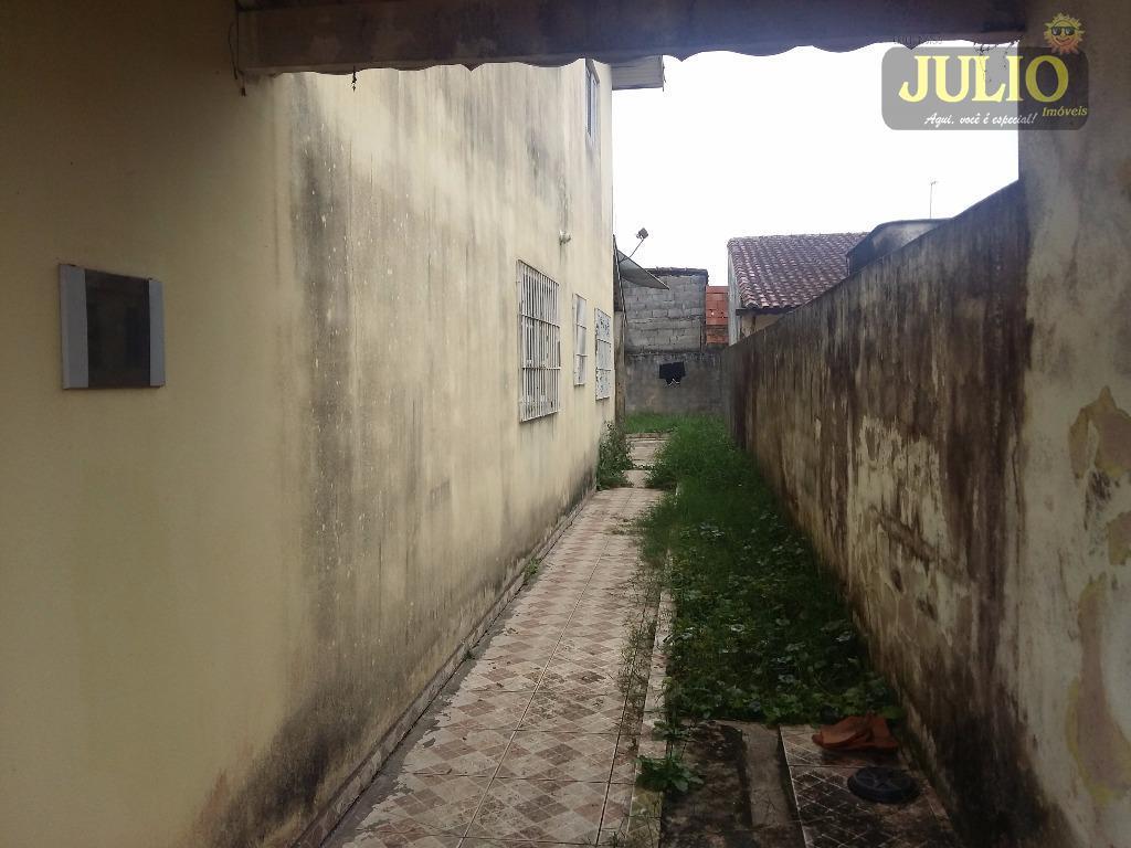 Casa 2 Dorm, Agenor de Campos, Mongaguá (SO0622) - Foto 4