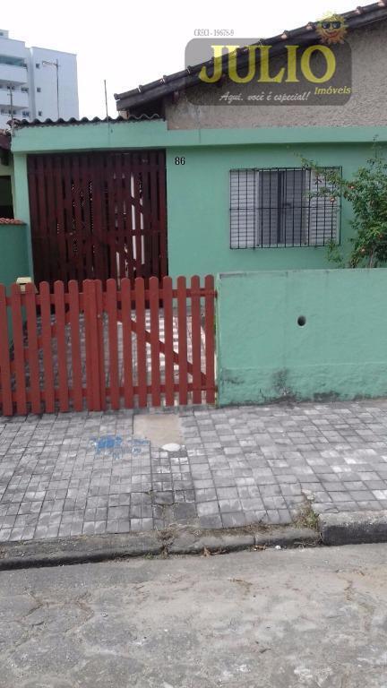 Casa 2 Dorm, Balneario Nossa Senhora de Fatima, Mongaguá (CA2635)