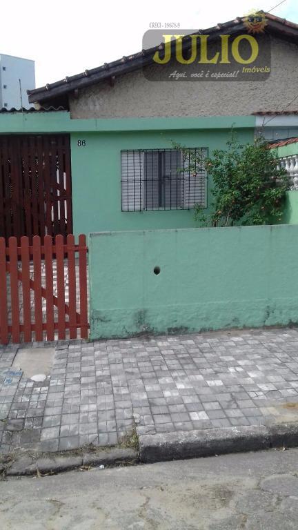 Casa 2 Dorm, Balneario Nossa Senhora de Fatima, Mongaguá (CA2635) - Foto 2