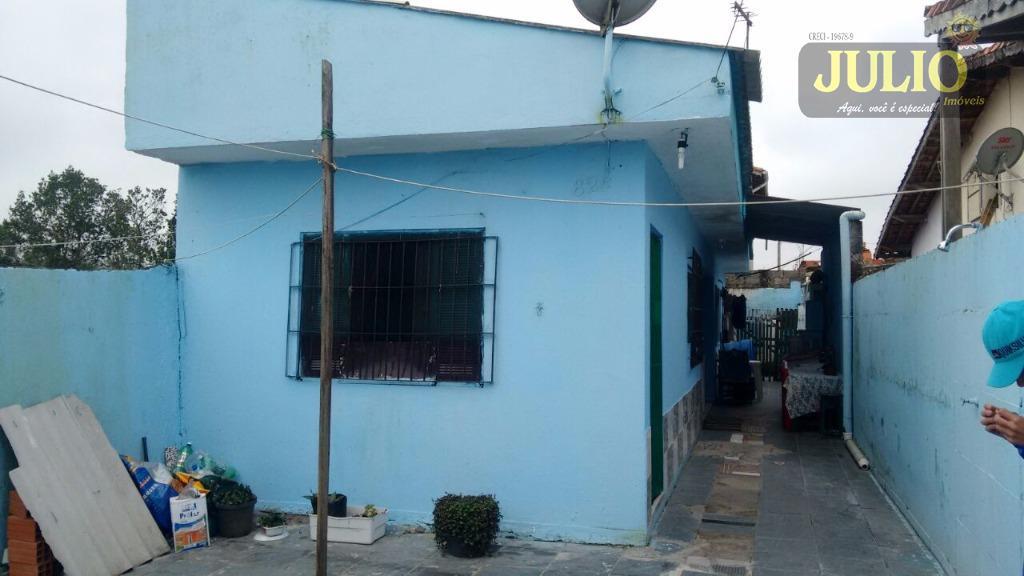 Casa 2 Dorm, Flórida Mirim, Mongaguá (CA2638)