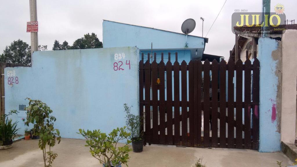 Casa 2 Dorm, Flórida Mirim, Mongaguá (CA2638) - Foto 2