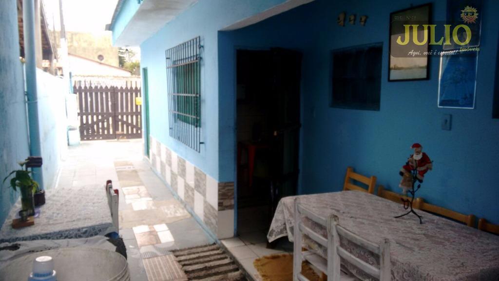 Casa 2 Dorm, Flórida Mirim, Mongaguá (CA2638) - Foto 4
