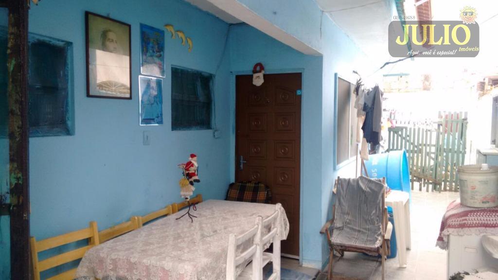 Casa 2 Dorm, Flórida Mirim, Mongaguá (CA2638) - Foto 5