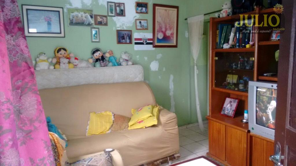 Casa 2 Dorm, Flórida Mirim, Mongaguá (CA2638) - Foto 8