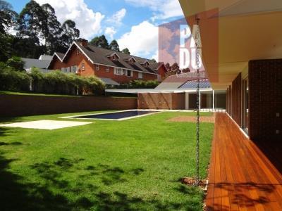 Casa de 5 dormitórios à venda em Vila Morumbi, São Paulo - SP