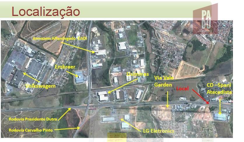 Terreno à venda em Jardim Baronesa, Taubaté - SP