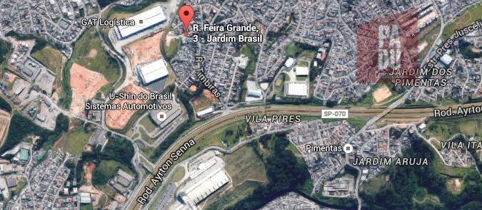Terreno à venda em Pimentas, Guarulhos - SP