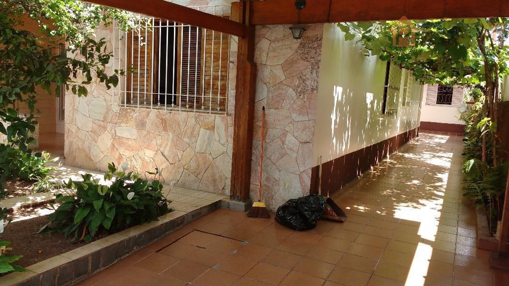 Casa Térrea no Pq São Luiz 3 Dormitórios