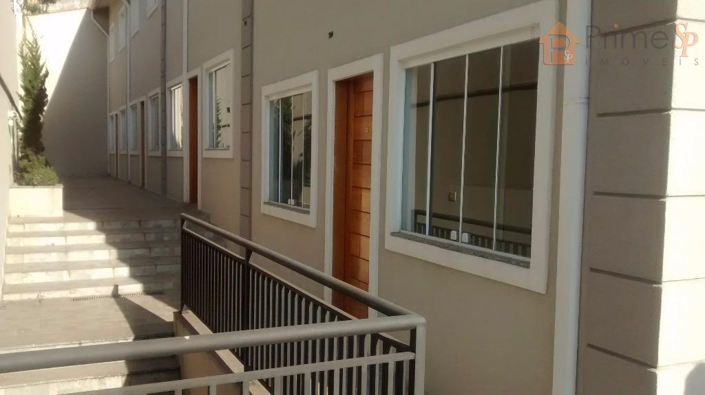 Sobrados Novos em Condomínio Jardim Vivan