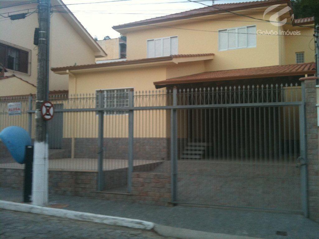 Novíssimo e enorme sobrado residencial para locação, Varginha, Itajubá - SO0010.