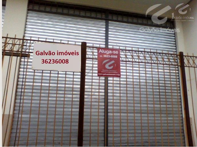 Galpão  comercial para locação, Nossa Senhora de Fátima, Itajubá.