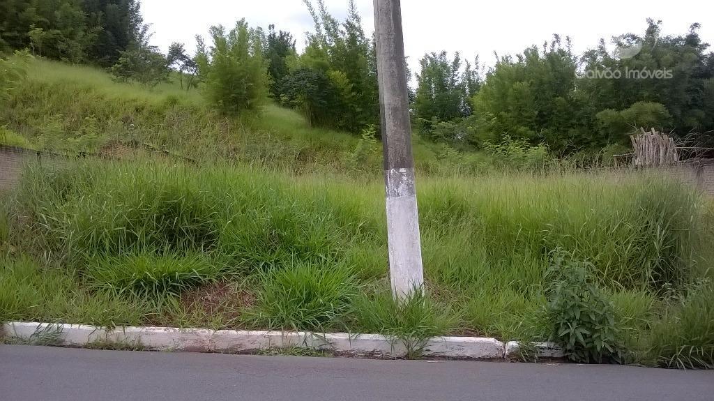 Terreno plano, ótima localização,  à venda, Pinheirinho, Itajubá.