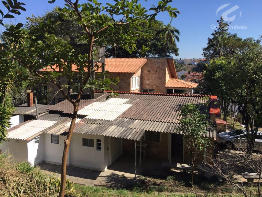 Casa residencial para venda e locação, Morro Chic, Itajubá - TE0054.