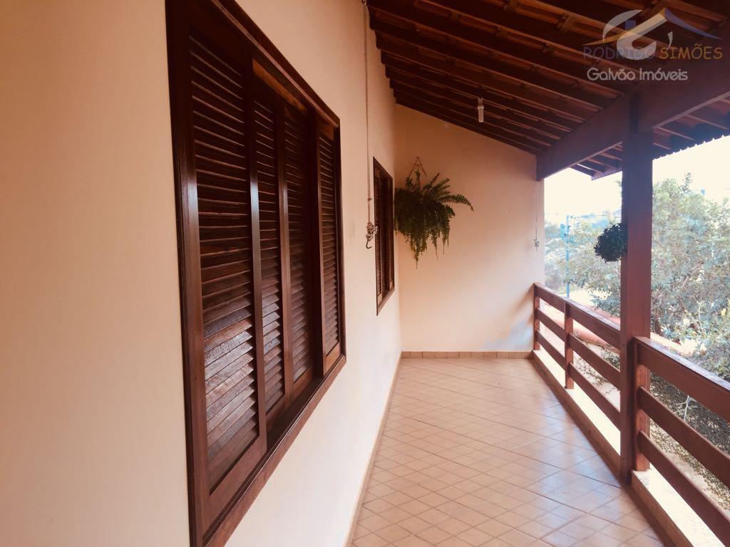 Casa com 3 dormitórios à venda - Morro Chic - Itajubá/MG