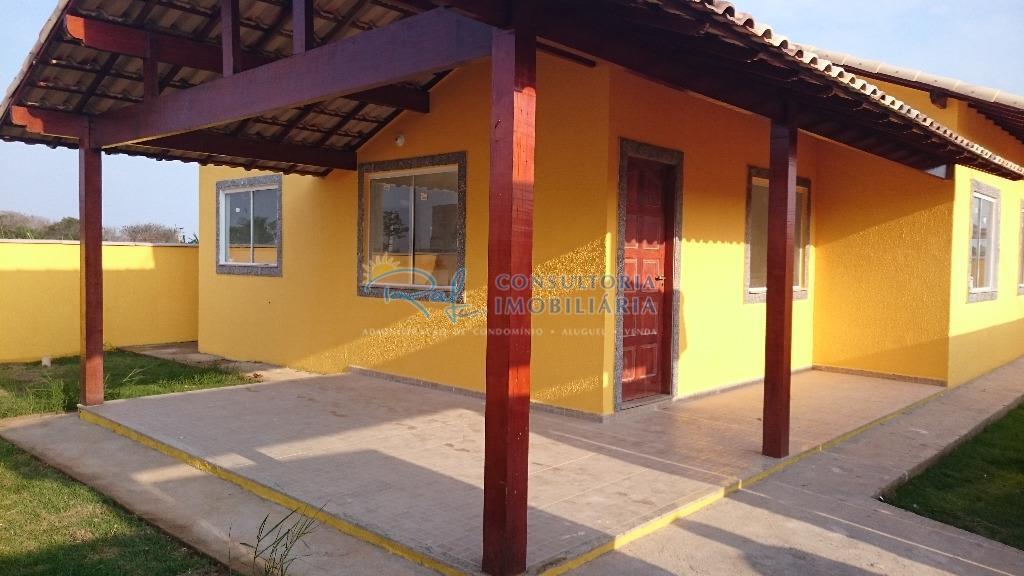 Casa residencial à venda, Jardim Atlântico Leste (Itaipuaçu), Maricá - CA0061.