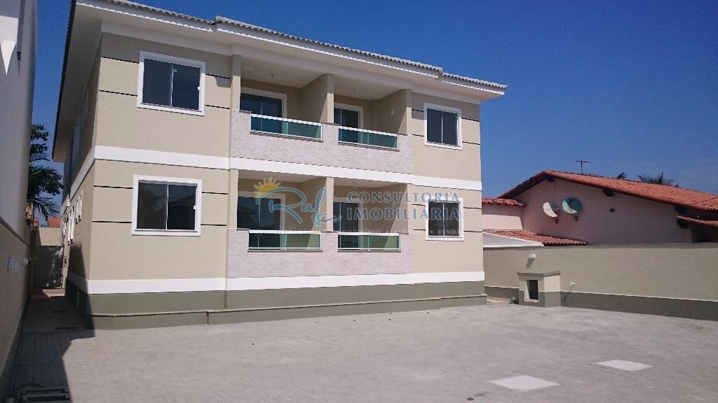Apartamento residencial à venda, Jardim Atlântico Oeste (Itaipuaçu), Maricá - AP0027.