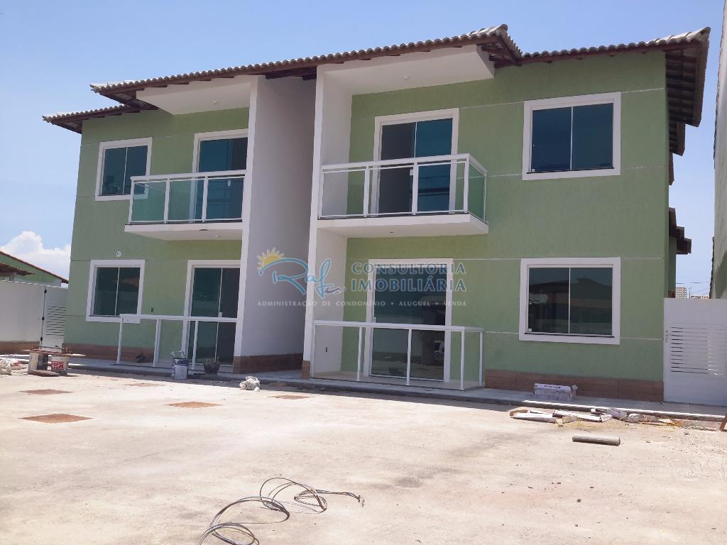 Apartamento residencial à venda, Jardim Atlântico Oeste (Itaipuaçu), Maricá - AP0020.
