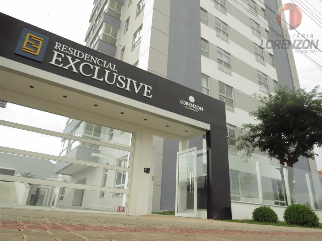Apartamento residencial à venda, Aparecida, Xanxerê - AP0337.