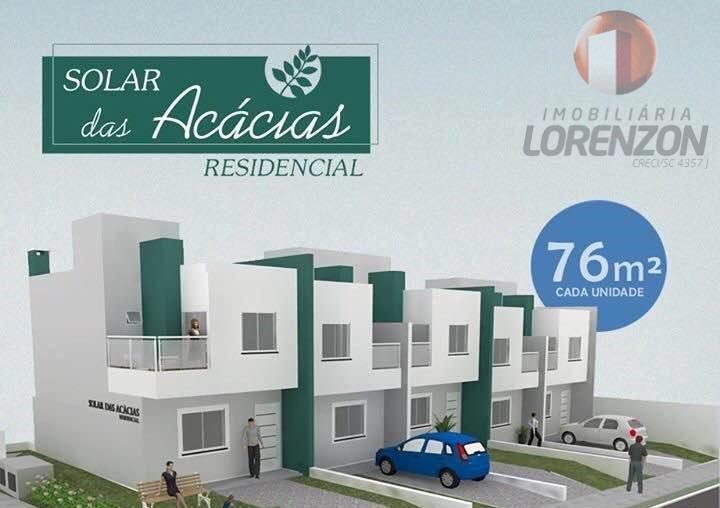 Casa no Residencial Solar das Acácias