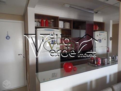 Apartamento Residencial à venda, Lauzane Paulista, São Paulo - AP0519.