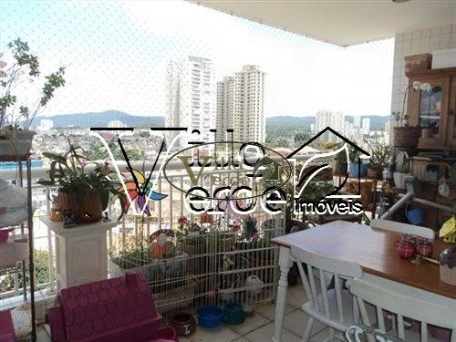 Apartamento residencial à venda, Mandaqui, São Paulo - AP0323.