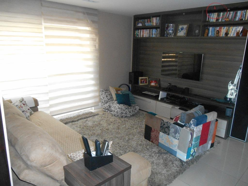 Cobertura  residencial à venda, Embaré, Santos.