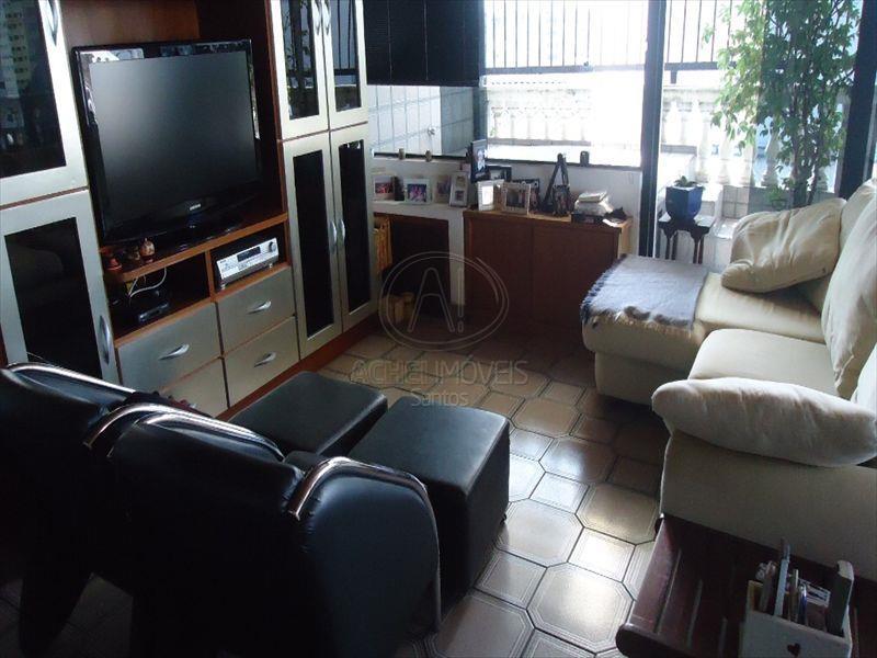 Apartamento Residencial à venda, Boqueirão, Santos - AP4365.