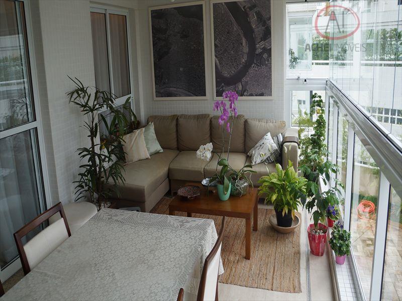 Apartamento Residencial à venda, Ponta da Praia, Santos - AP4456.