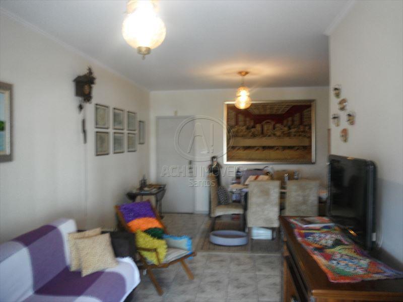 Apartamento Residencial à venda, Ponta da Praia, Santos - AP4849.