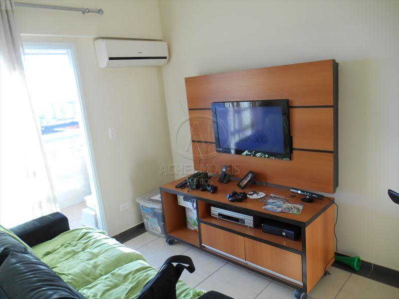 Apartamento Residencial à venda, 3 dorms, 1 suite. Aparecida, Santos - AP5346.