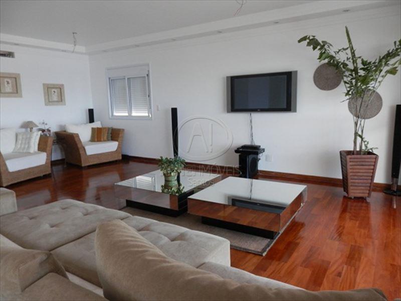 Apartamento Residencial à venda, Boqueirão, Santos - AP5360.