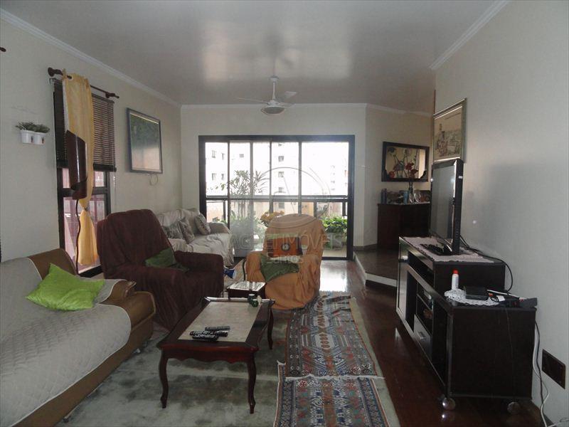 Apartamento Residencial à venda, 4 suites e 3 vagas. Boqueirão, Santos - AP5115.