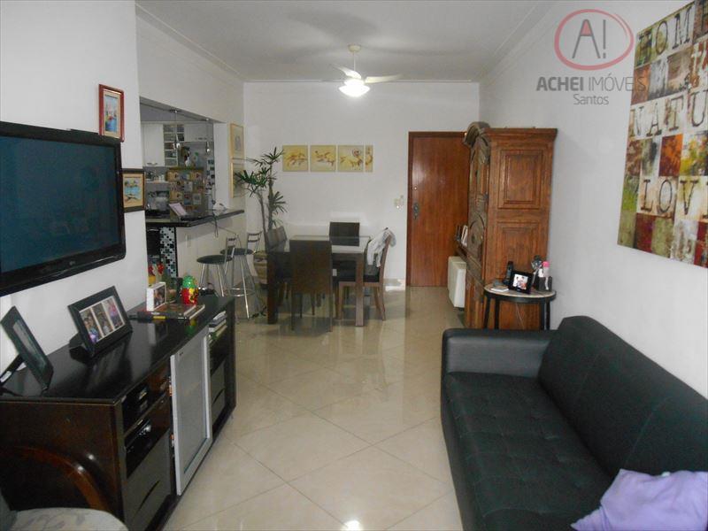 Apartamento Residencial à venda, Boqueirão, Santos - AP5836.