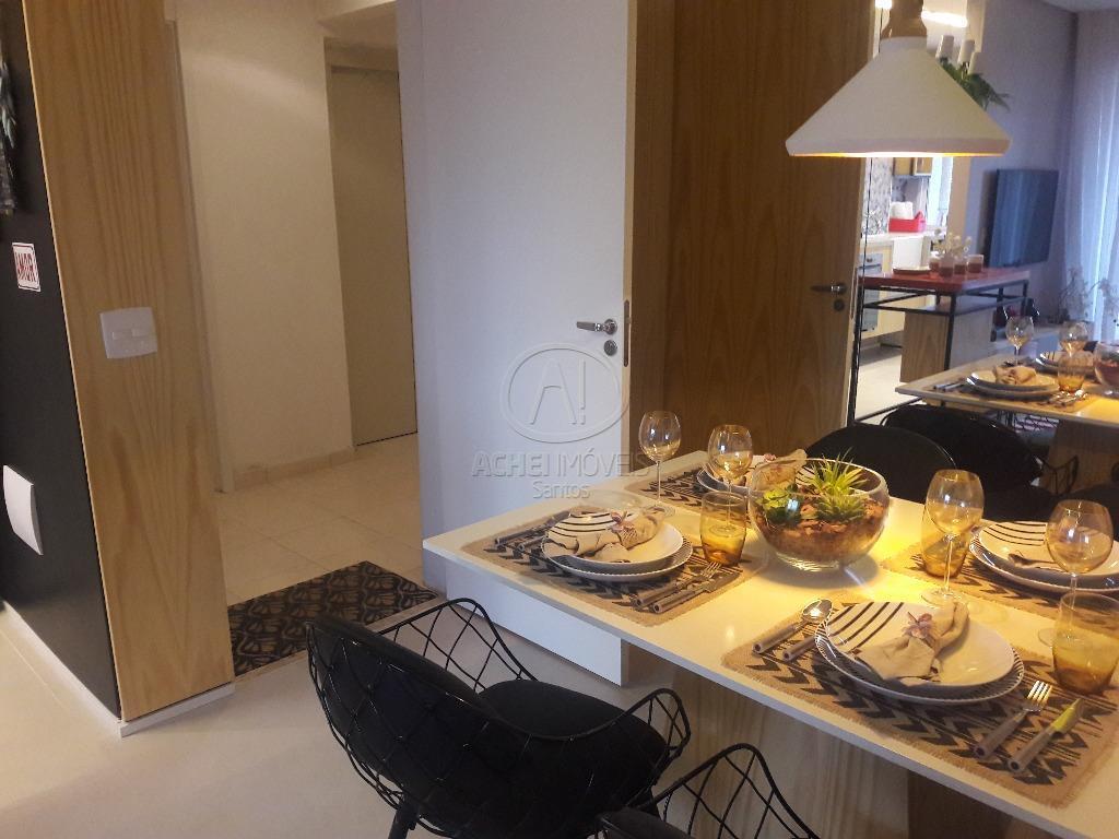 Apartamento Residencial à venda, Marapé, Santos - AP4536.