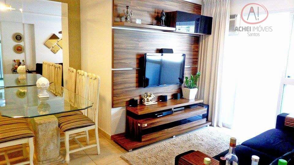 Apartamento Residencial à venda, Gonzaga, Santos - AP1883.