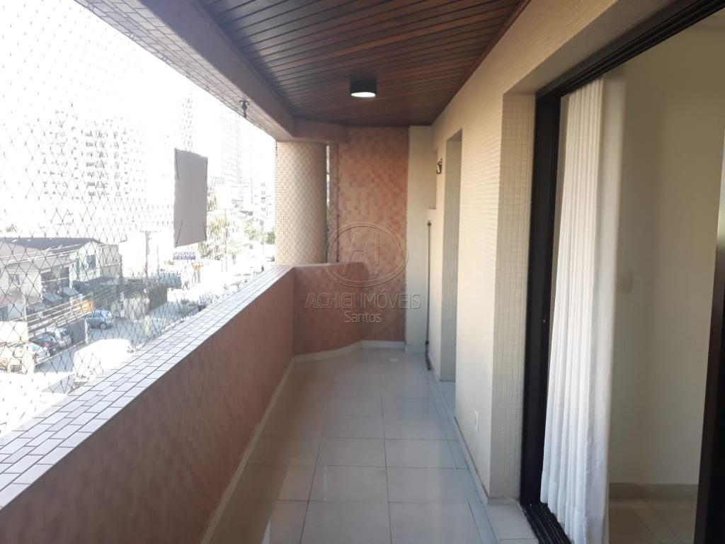 Apartamento residencial tipo Garden, para venda e locação, 4 dorm, 1 suíte, 4 vagas fechada,  Embaré, Santos