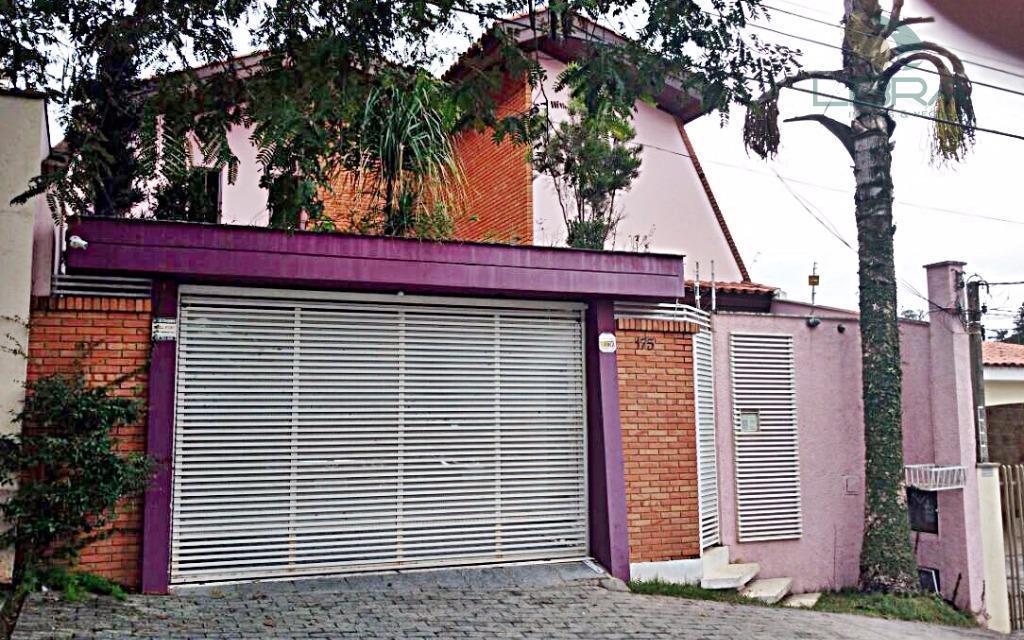 Sobrado residencial à venda, Mangal, Sorocaba.