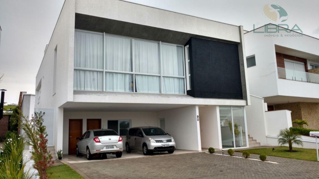 Casa residencial à venda, Alphaville Nova Esplanada I, Votorantim.