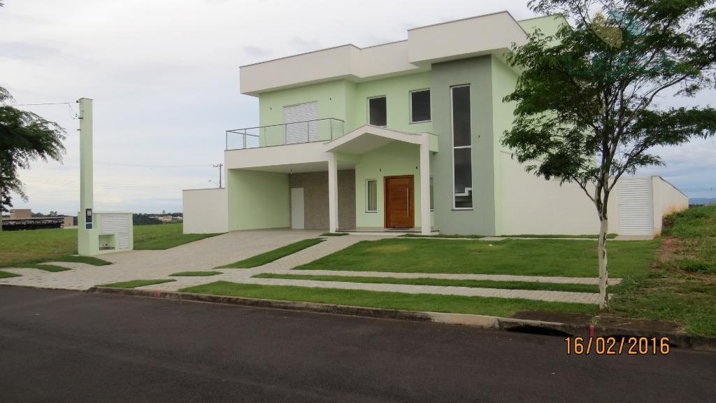 Sobrado residencial à venda, Cond. Saint Charbel, Araçoiaba da Serra.