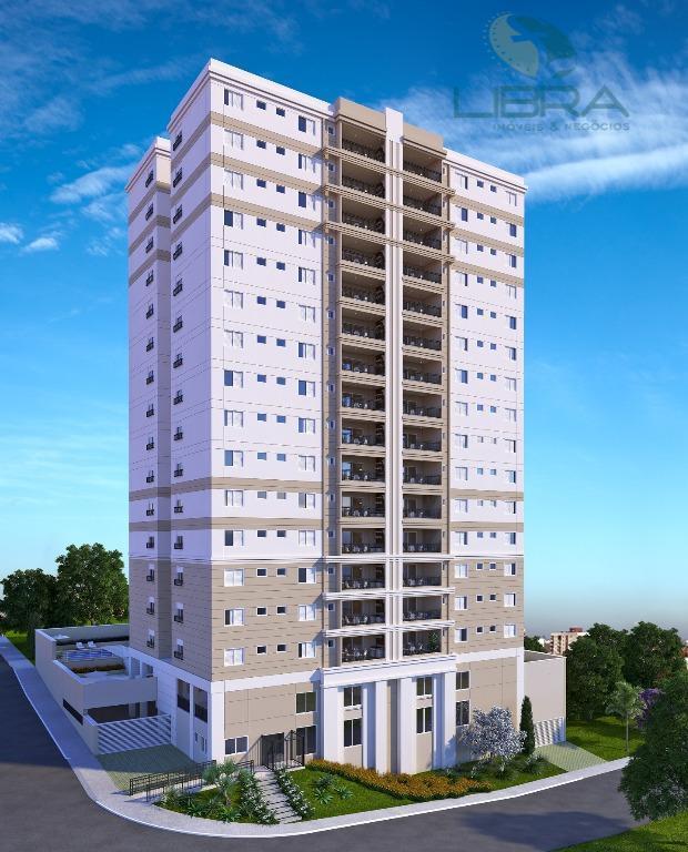 Apartamento residencial à venda, Vila Jardini, Sorocaba.