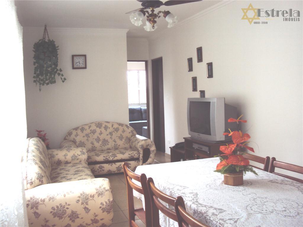 Apartamento Residencial à venda, Campo da Aviação, Praia Grande - AP1320.