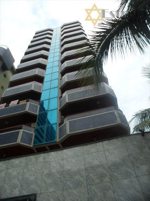 Apartamento residencial à venda, Boqueirão, Praia Grande - AP4134.