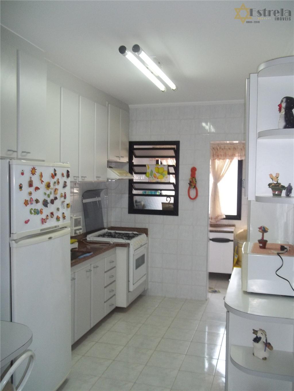 Apartamento residencial à venda, Vila Guilhermina, Praia Grande - AP2451.