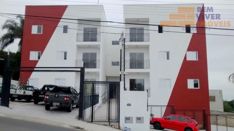 Apartamento  residencial para locação, Campos Elíseos, Taubaté.