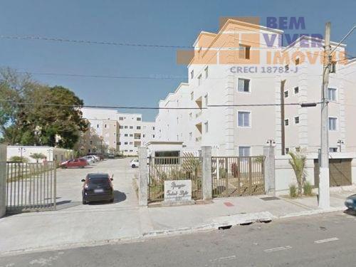 Apartamento Duplex 3 dormitórios sendo 1 suíte  à venda, Jardim Santa Clara, Taubaté.