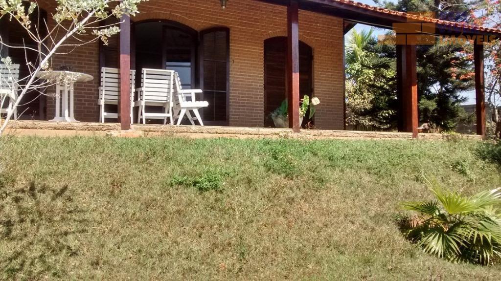 Chácara residencial à venda, Jardim Bela Vista, Taubaté - CH0013.