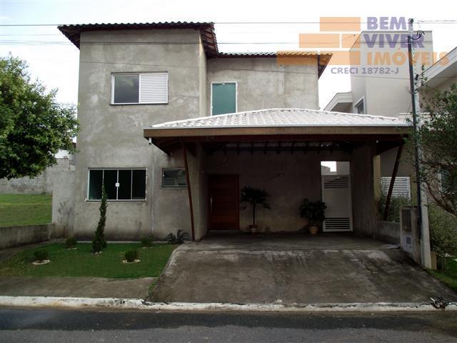 Sobrado residencial à venda, Parque dos Pinheiros, Tremembé.